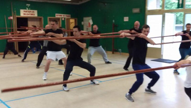 Group Training Bâton